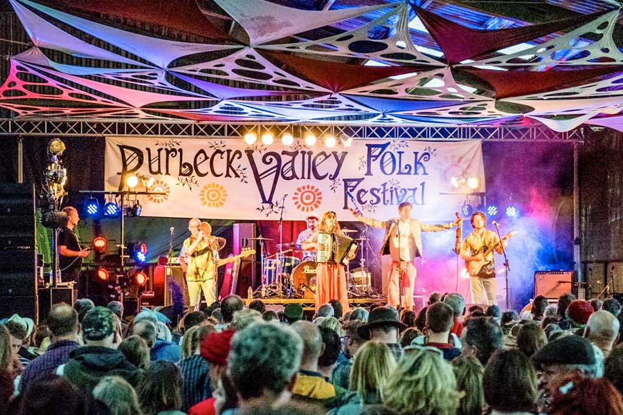 Purbeck Valley Folk Festival 2019