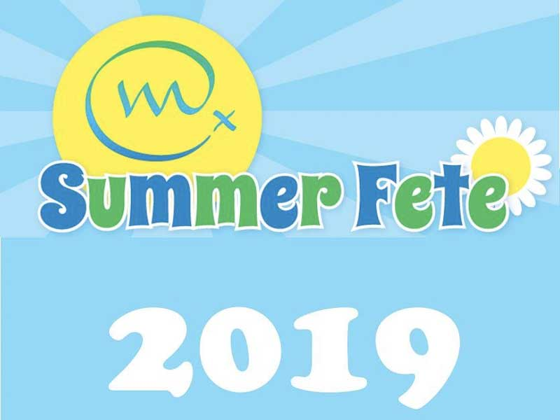 Weldmar's Annual Summer Fete