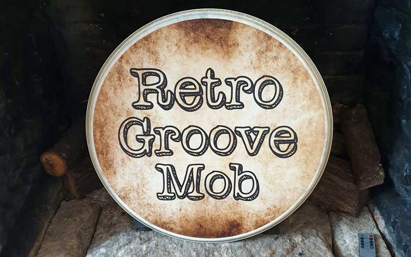 Retro Groov Mob at The Bankes Arms Corfe Castle