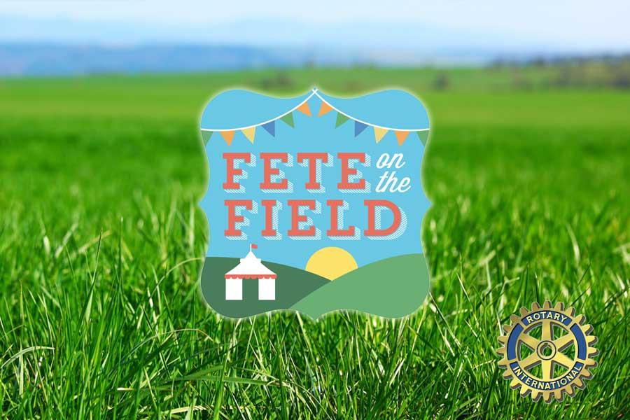 Fete on the Field - Ferndown