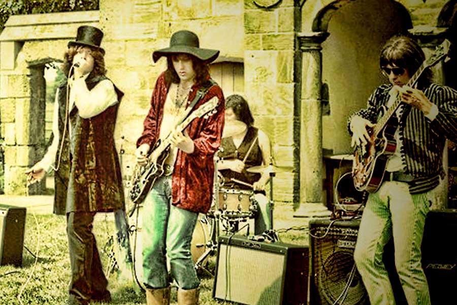 Lyme Regis - The Stones
