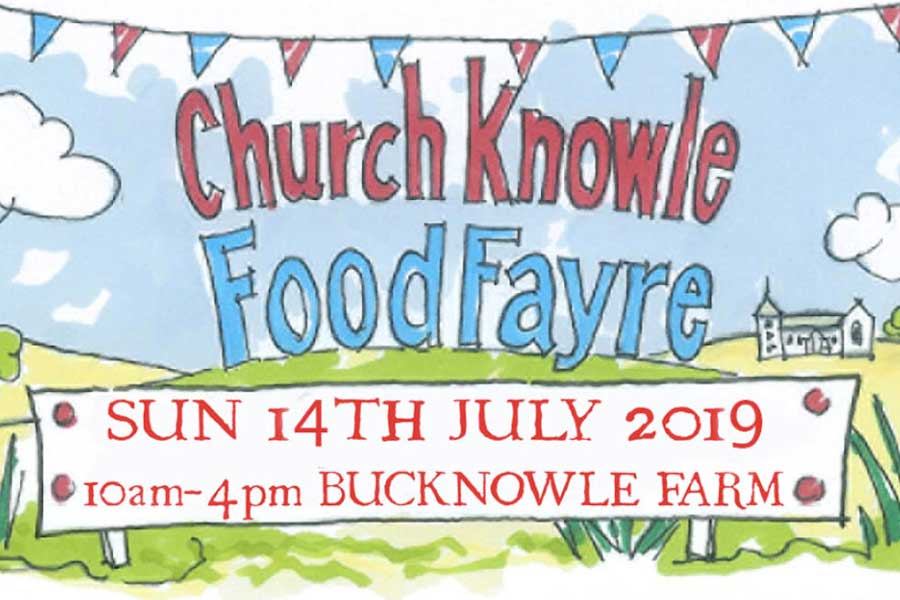 Church Knowle Food Fayre 2019