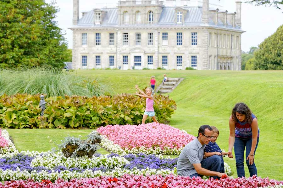 Music on the lawns at Kingston Lacy