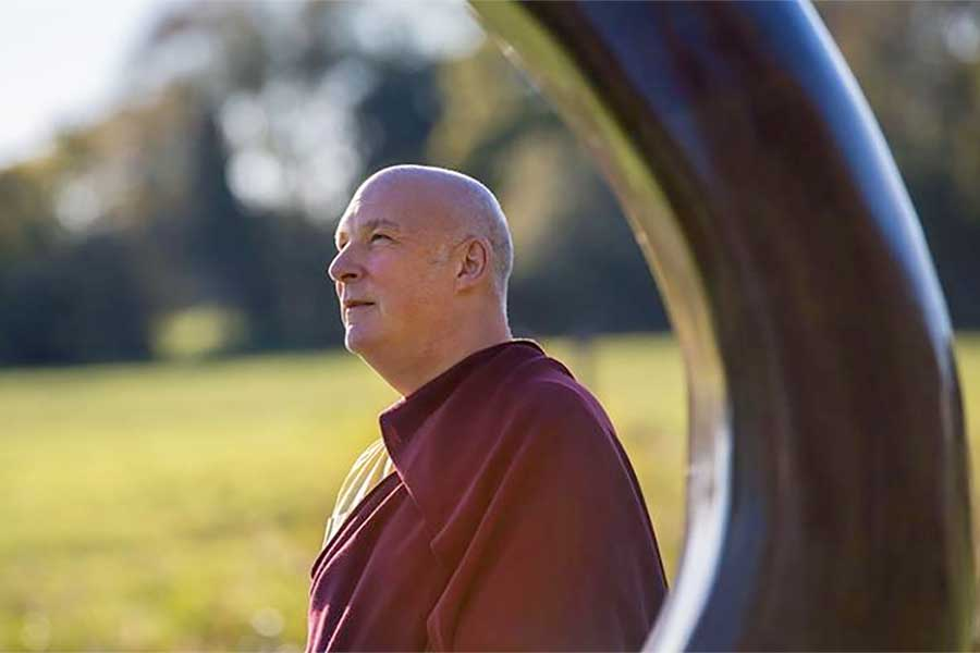 Introduction to Meditation with Lama Chodrak