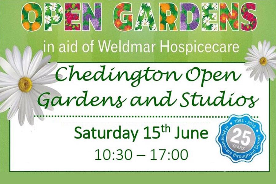Chedington Open Gardens