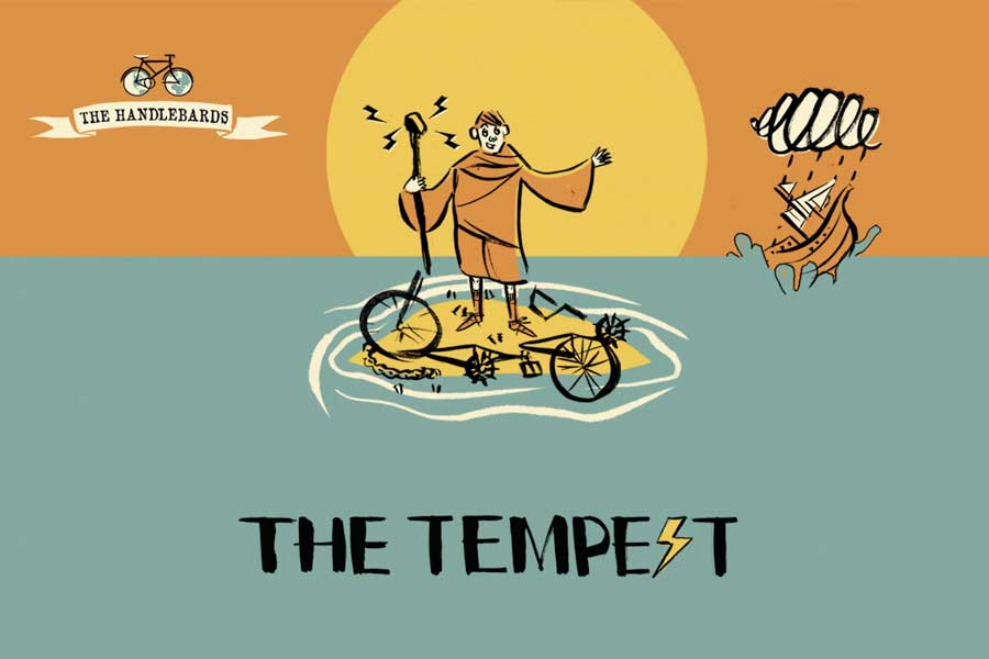 The Tempest (The Handlebards) - Dorchester Arts