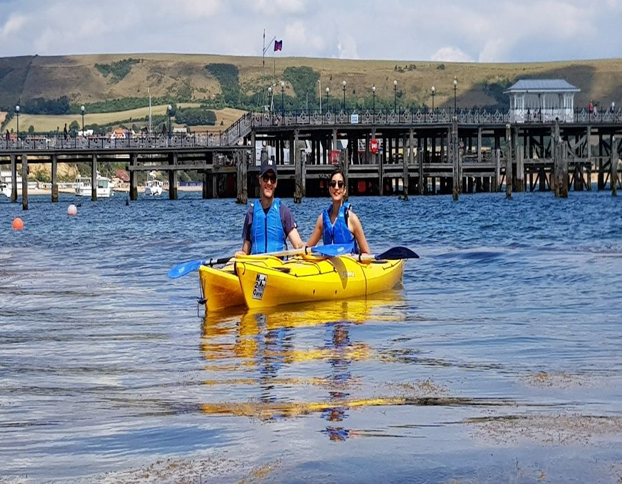 Swanage Bay 2 hour  Kayaking trip