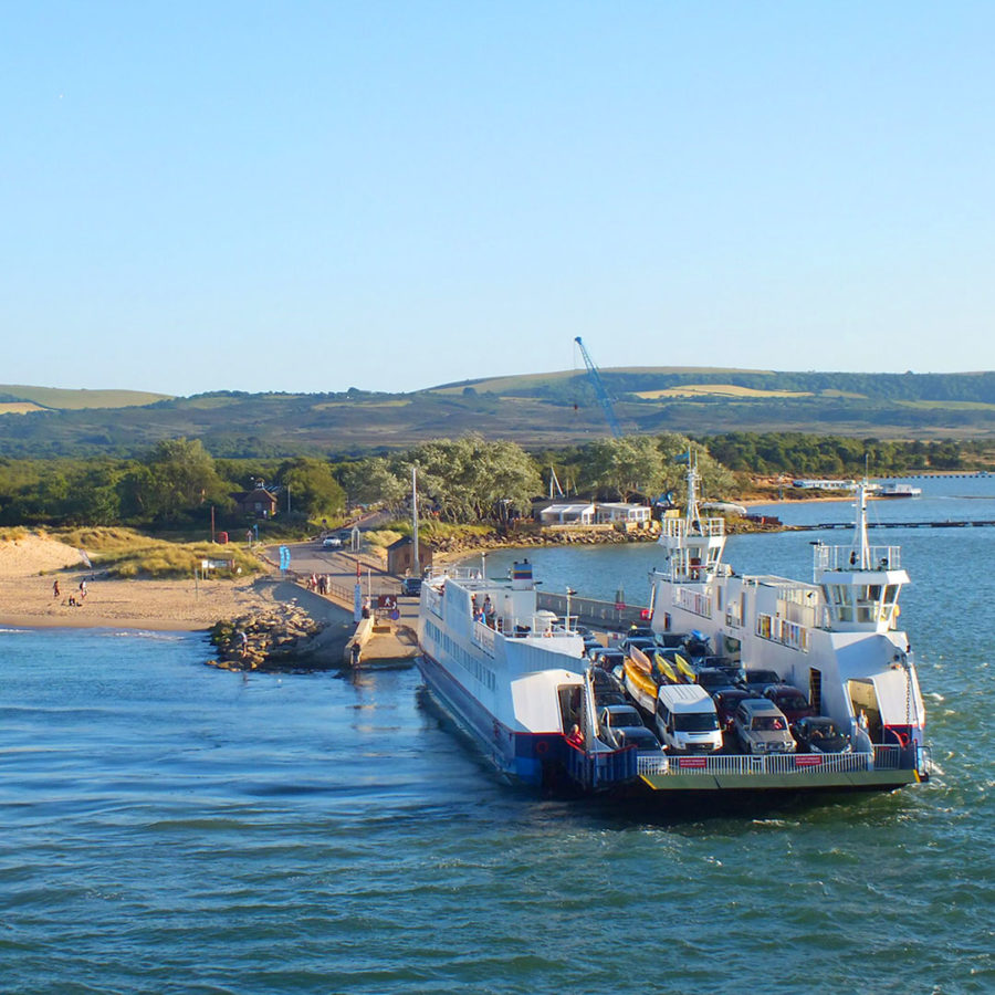 Sandbanks Ferry closed until October!