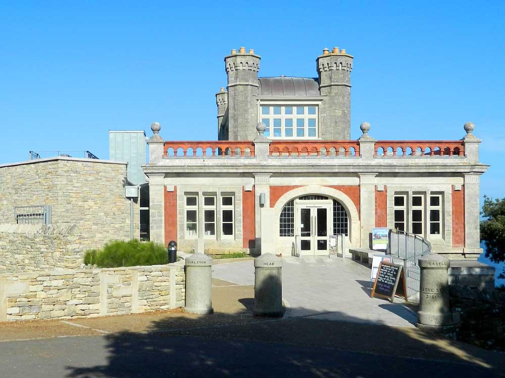 Durlston-Castle