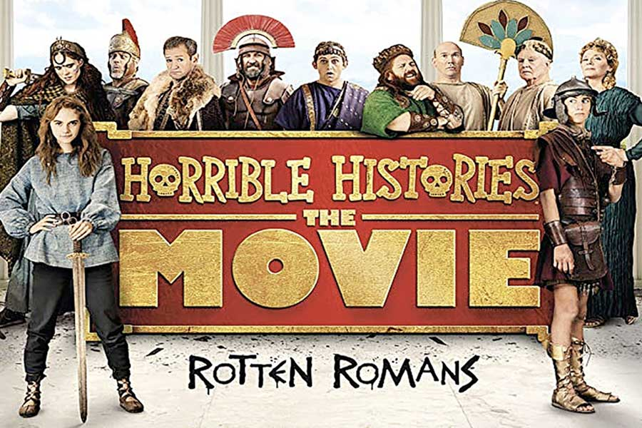 The Rex Cinema - Horrible Histories: The Movie Rotten Romans