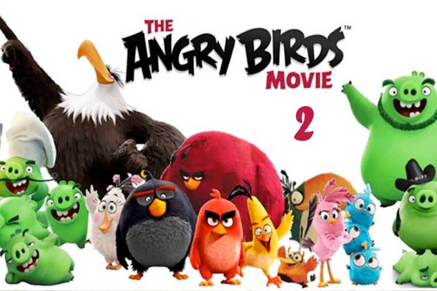 The Rex Cinema - The Angry Birds Movie 2
