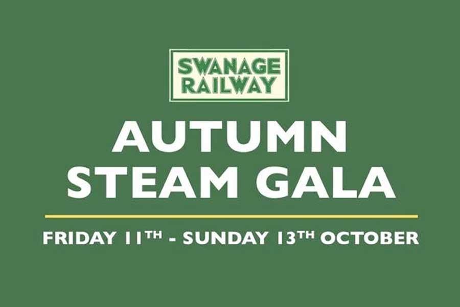 Swanage Railway - Autumn Steam Gala 2019