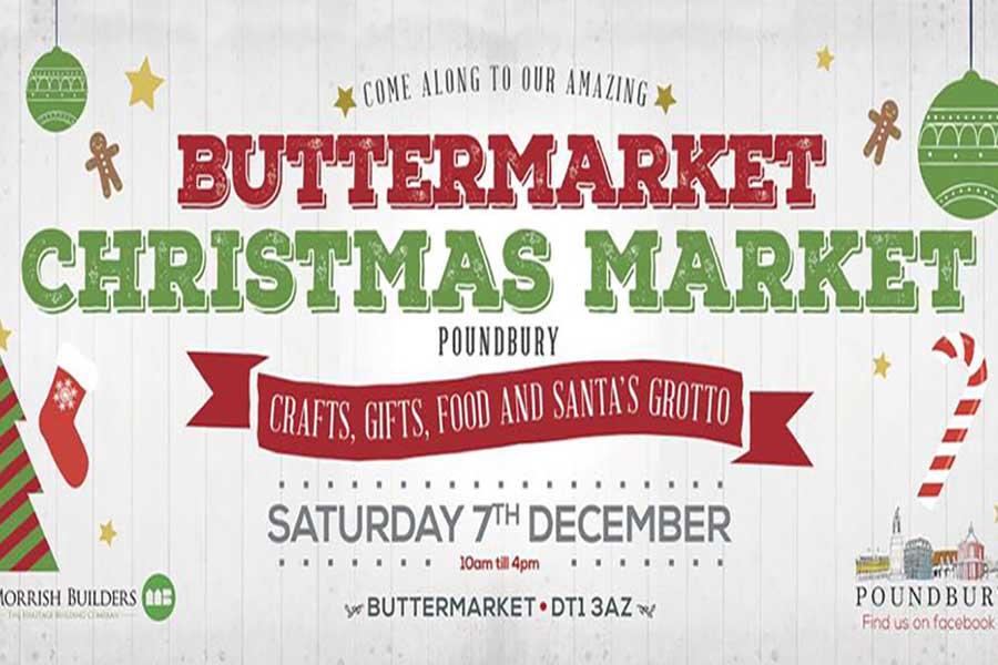 Buttermarket Christmas Market