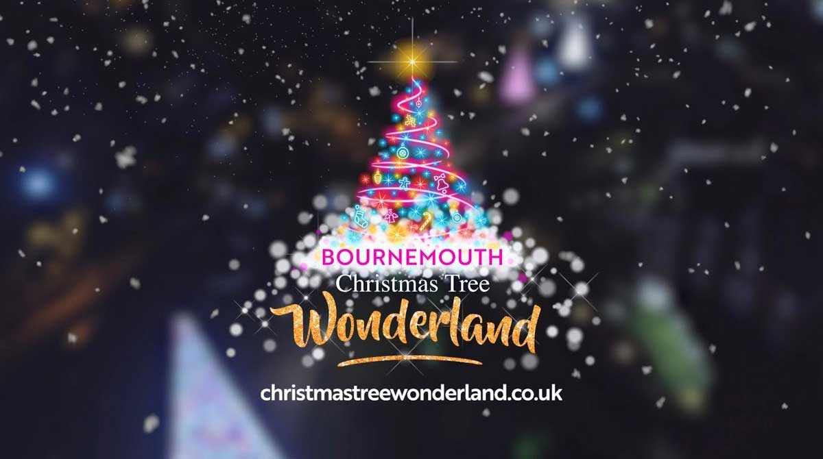 Bournemouth - Christmas Tree Wonderland