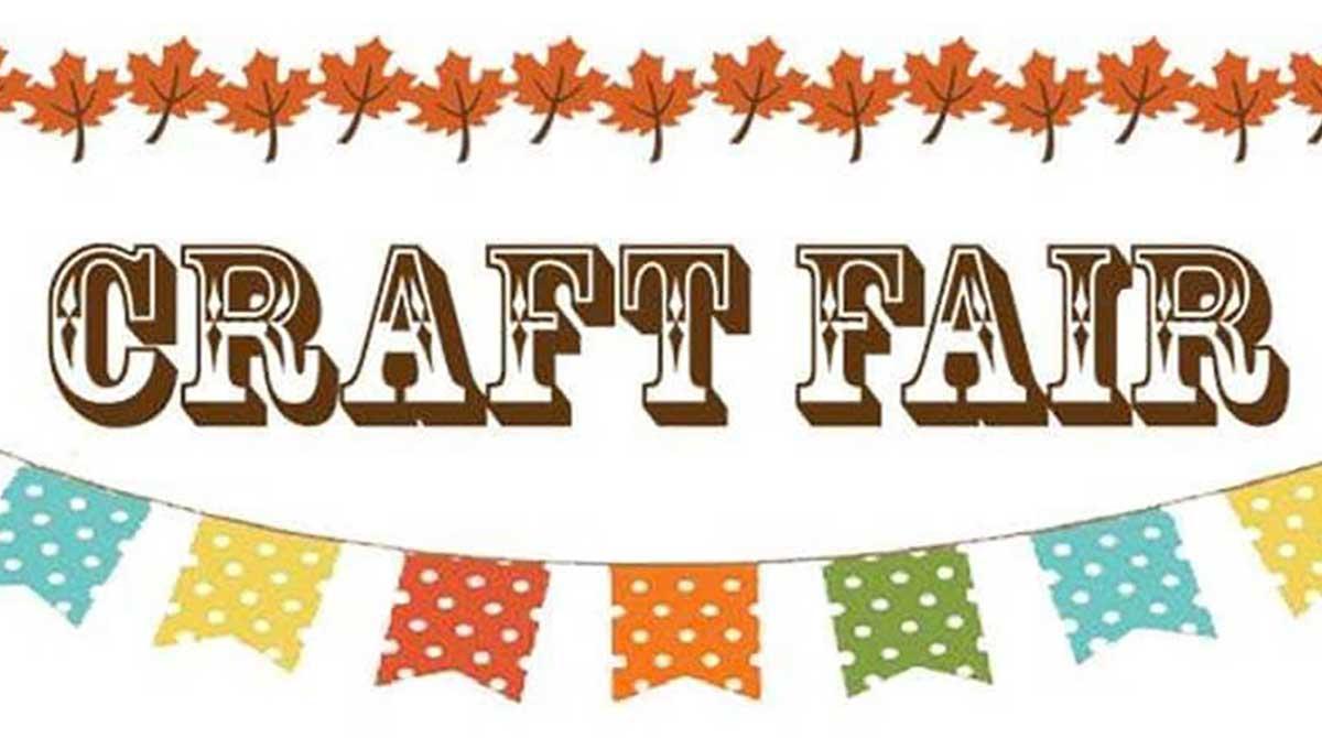 Craft fair at Kinson Community Centre