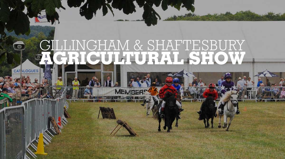 Gillingham & Shaftesbury Agricultural Show 2020