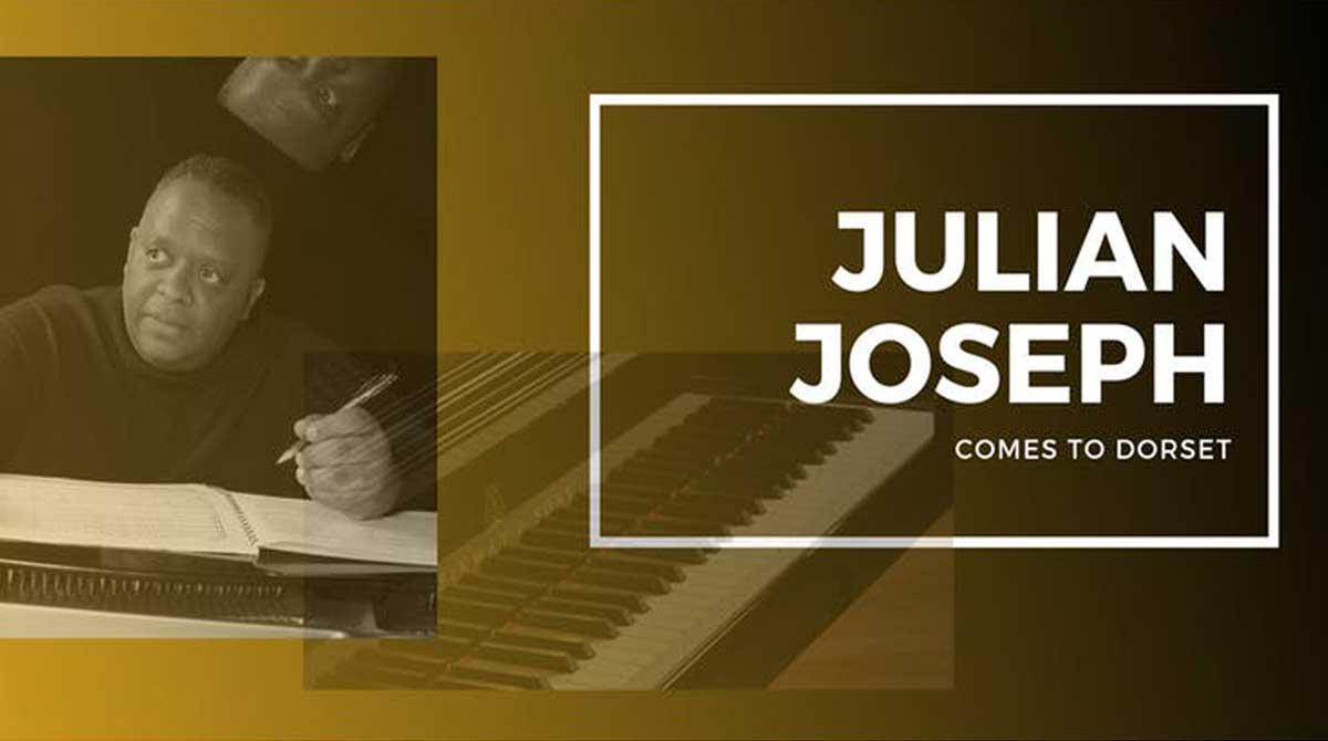 Julian Joseph In Dorset