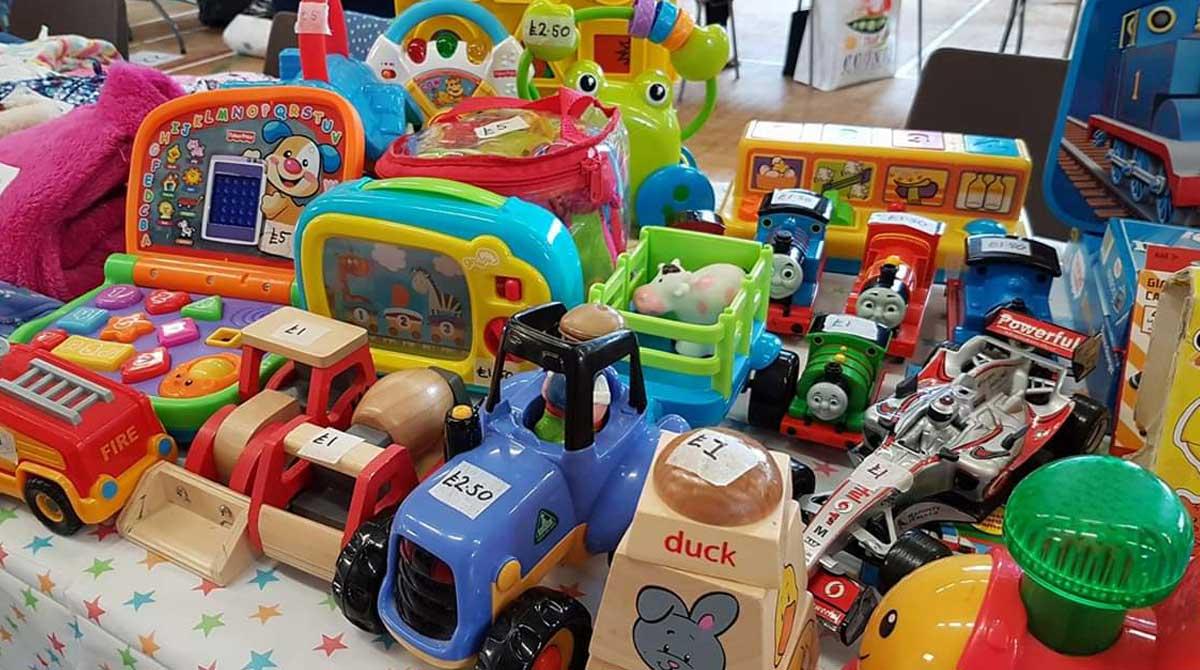 Little Monsters Market Shaftesbury