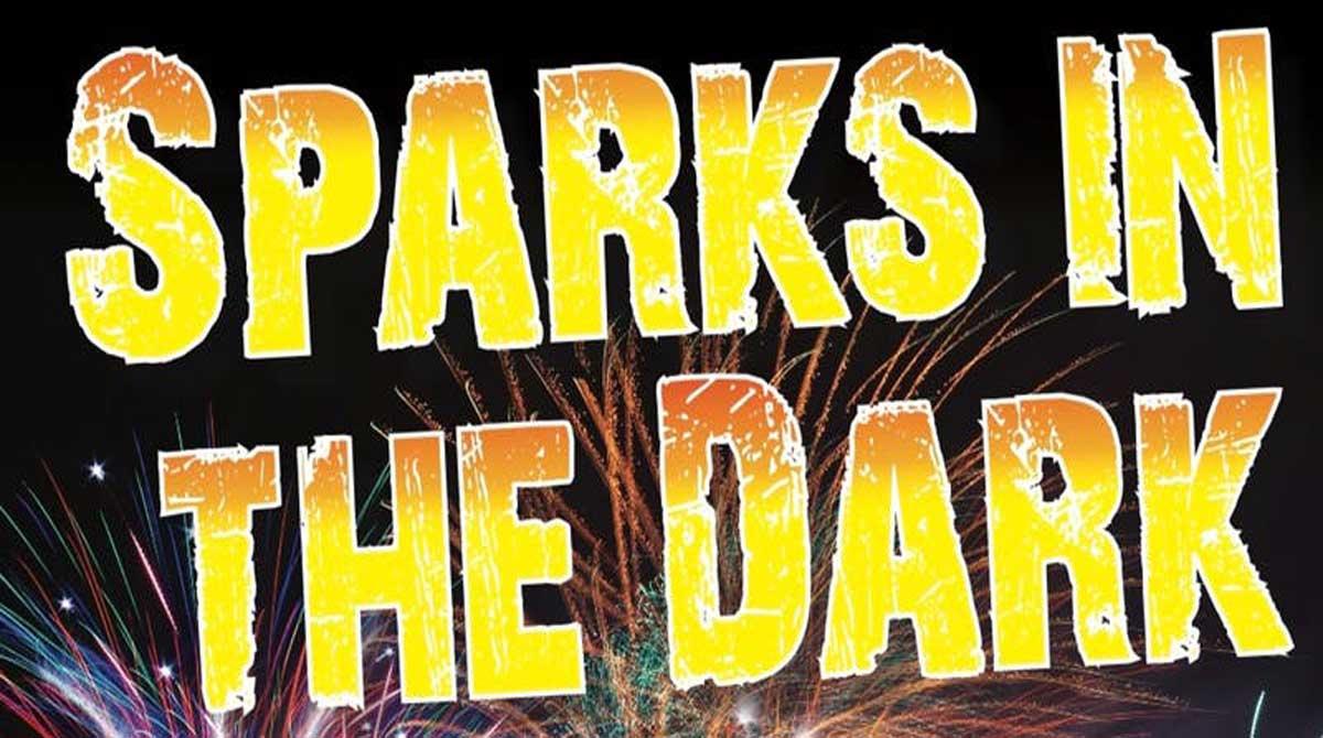 Sparks in the Dark Fireworks at Haymoor Junior School