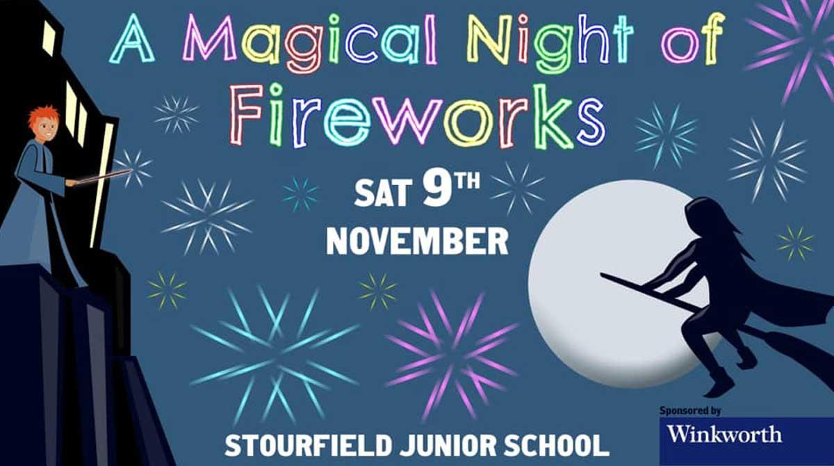 Stourfield Fireworks