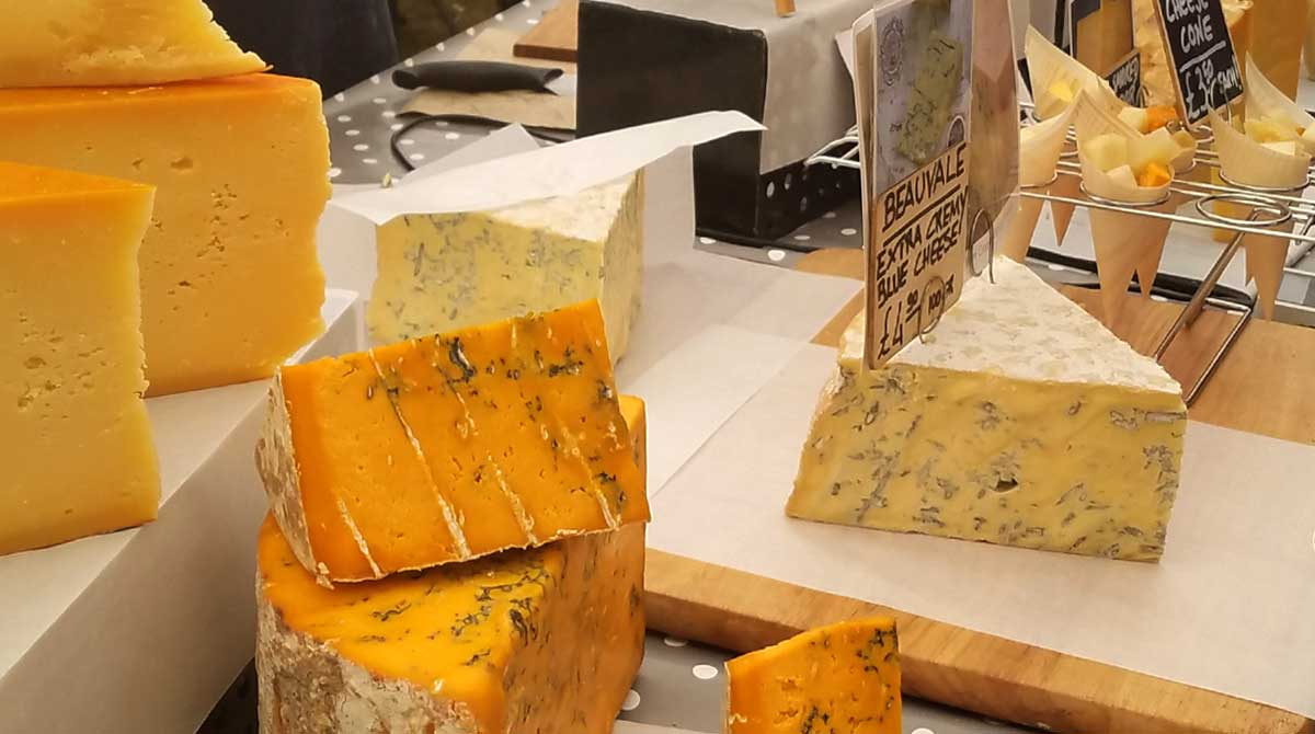 Sturminster Newton Cheese Festival 2020