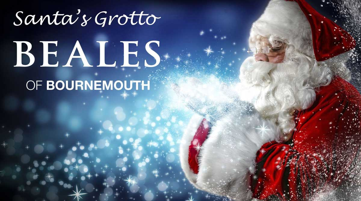 Bournemouth - Beales Santa's Grotto