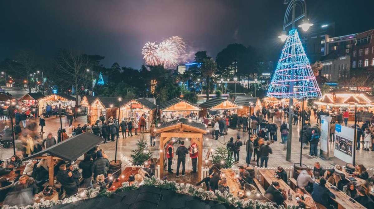 Bournemouth - Christmas Market