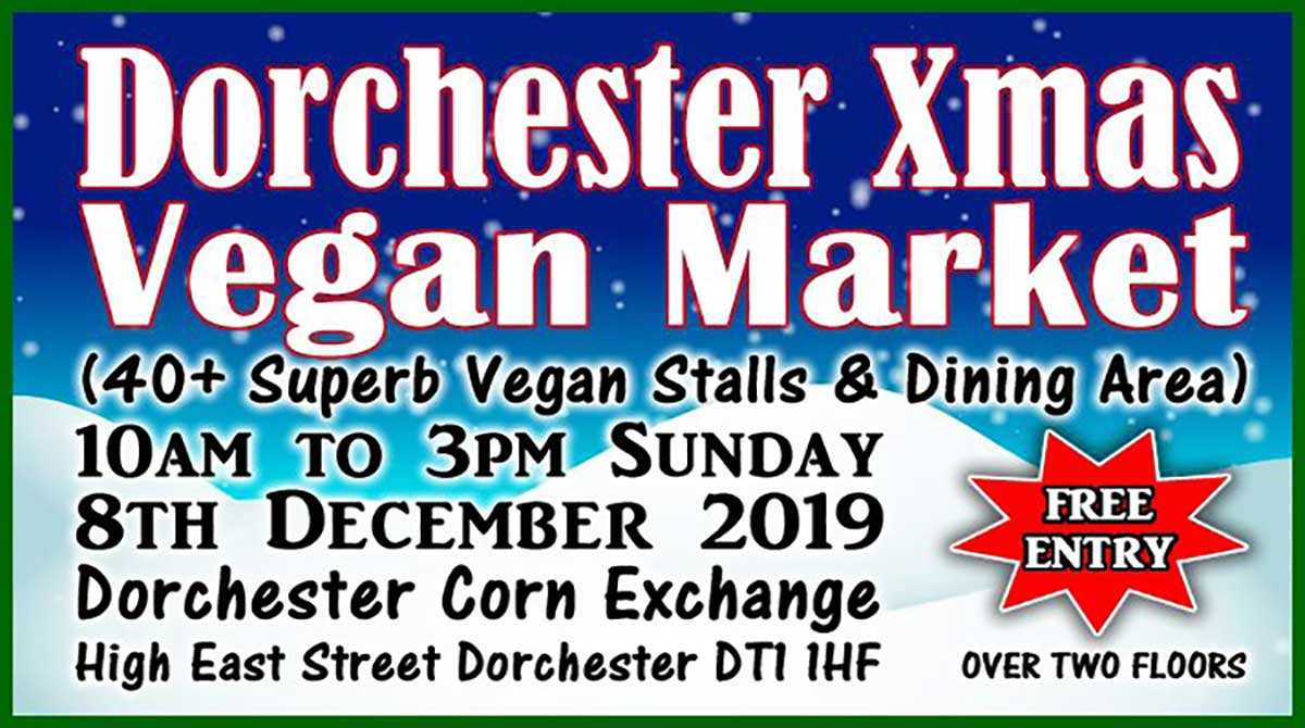 Dorchester Xmas Vegan Market