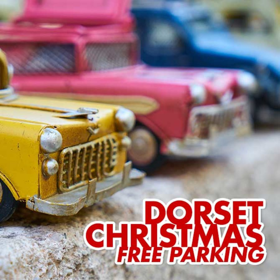 Free Parking in Dorset this Christmas