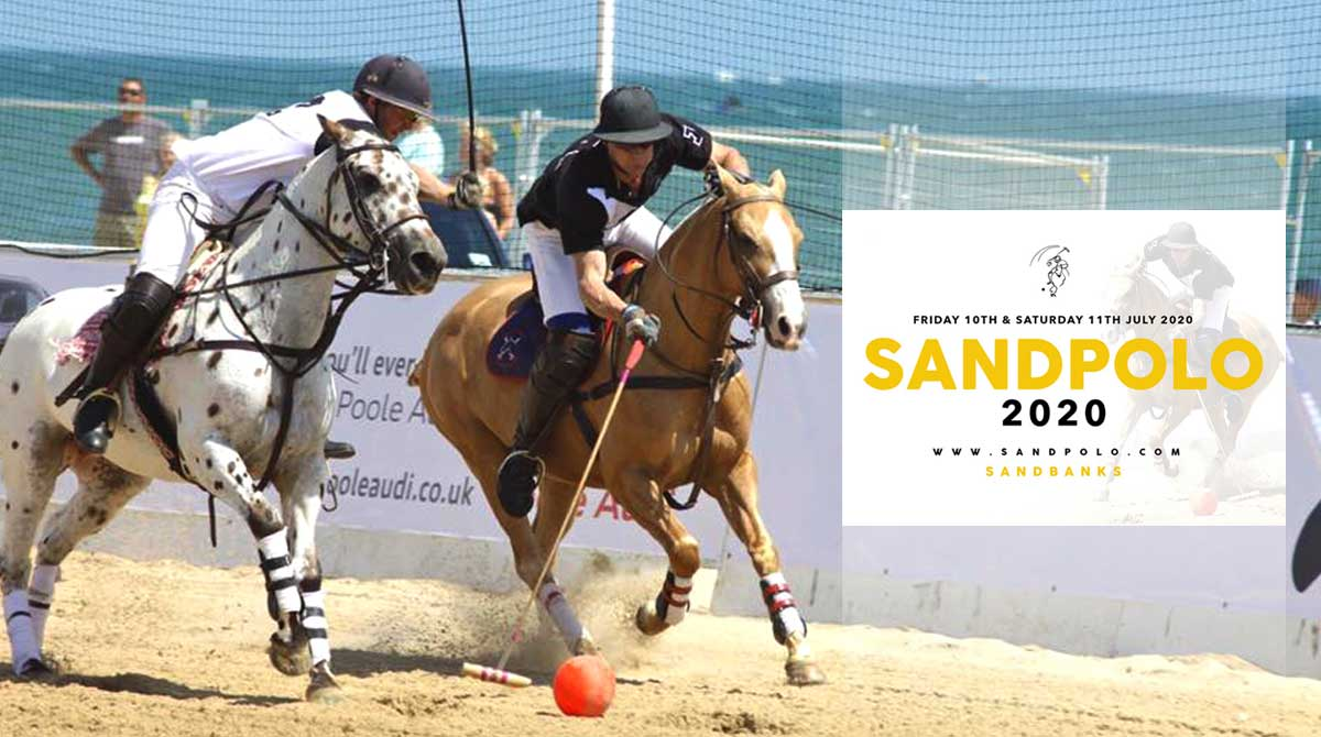 British Beach Polo Championship Sandbanks