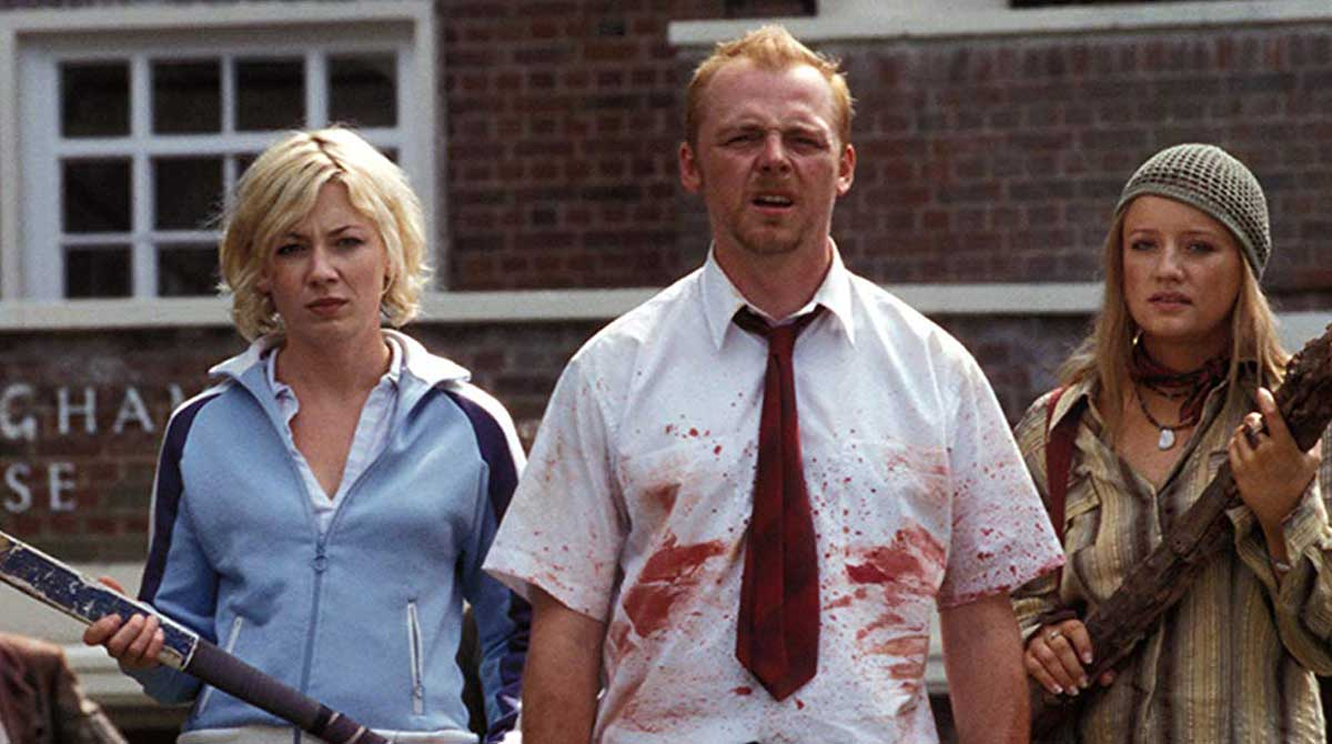Shelley Theatre - Shaun Of The Dead - [35mm]