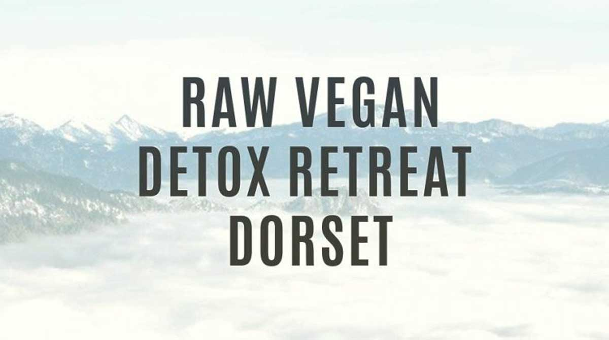 Raw Vegan Women's Wellbeing Retreat