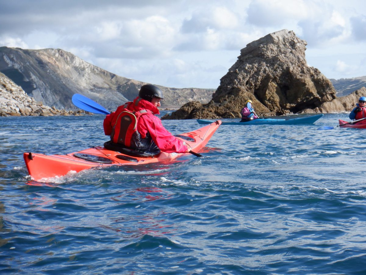 British canoeing sea kayak award (Learn to sea kayak )