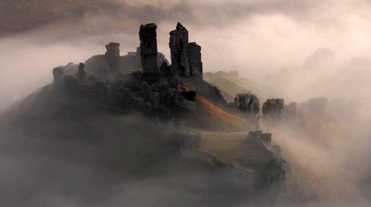 Corfe Castle - Keeper of the Castle