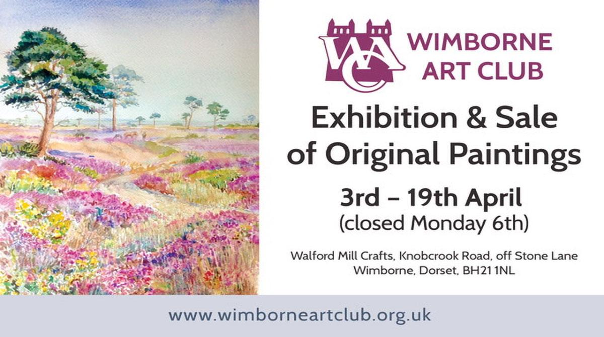 Wimborne Art Club - Art Exhibition