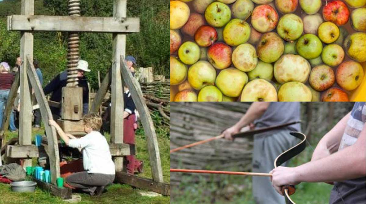 Ancient Technology Centre - Apple Day