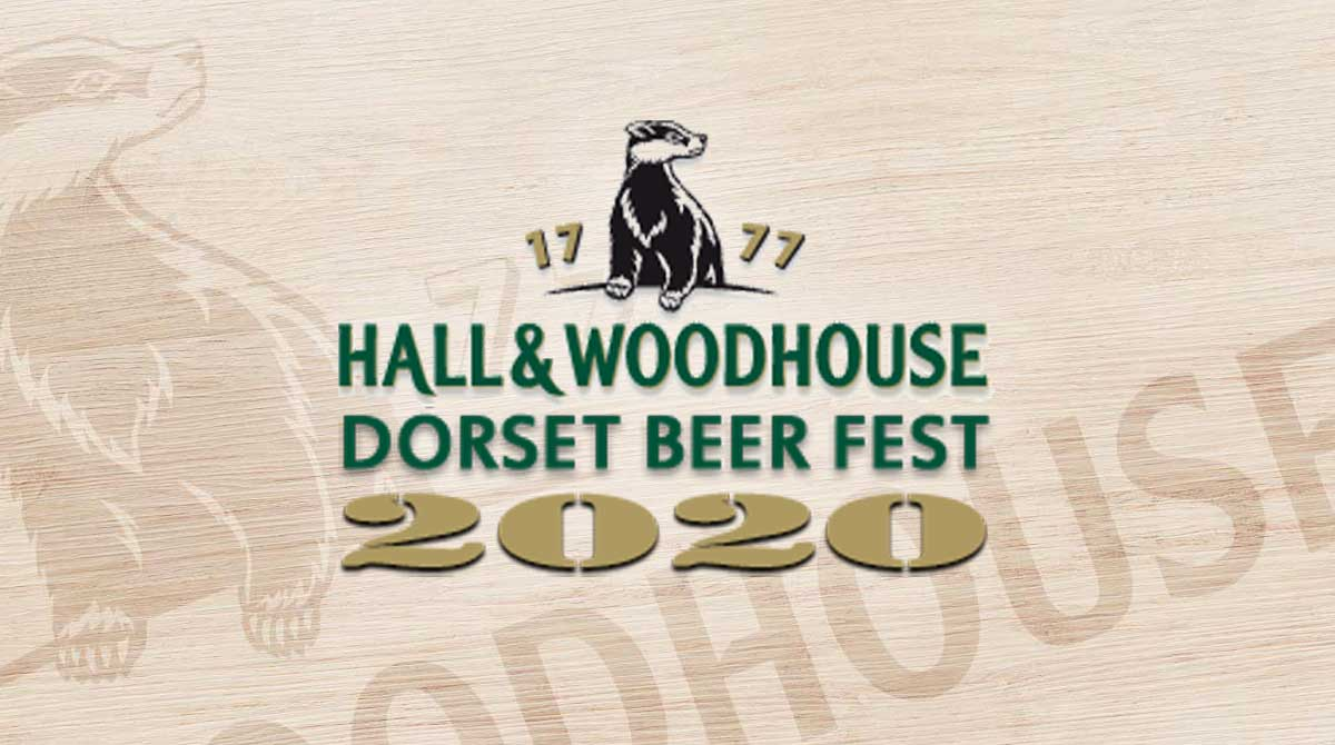 Hall & Woodhouse Dorset Beer Festival 2020