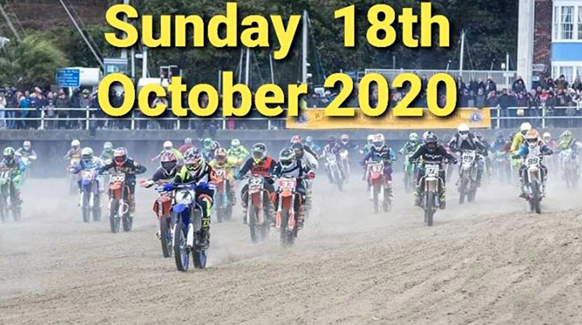 Weymouth Beach Motocross 2020