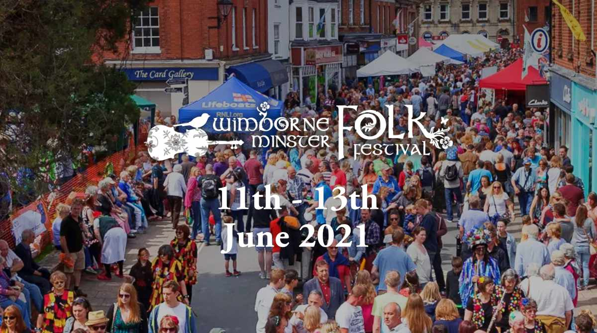 Wimborne Minster Folk Festival 2021