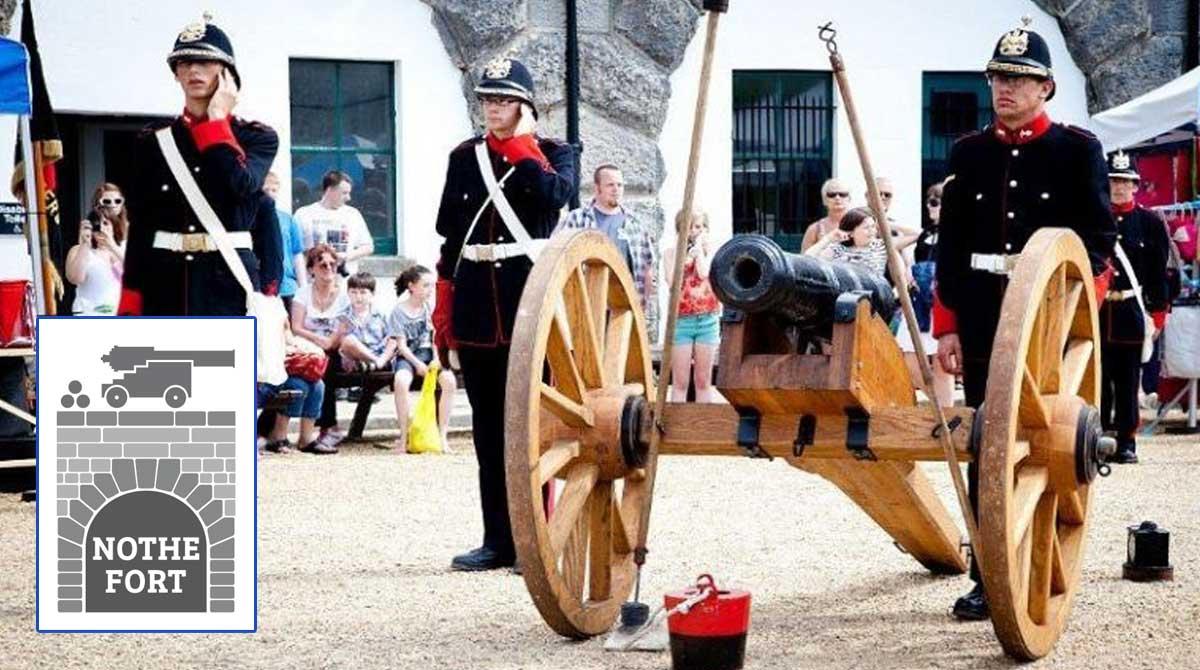 Nothe Fort Artillery Weekend 2020