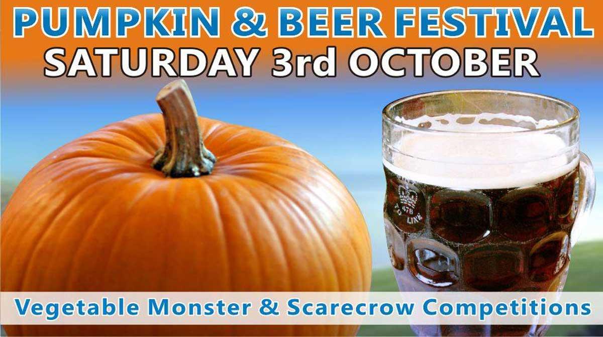 Pumpkin and Beer Festival 2020