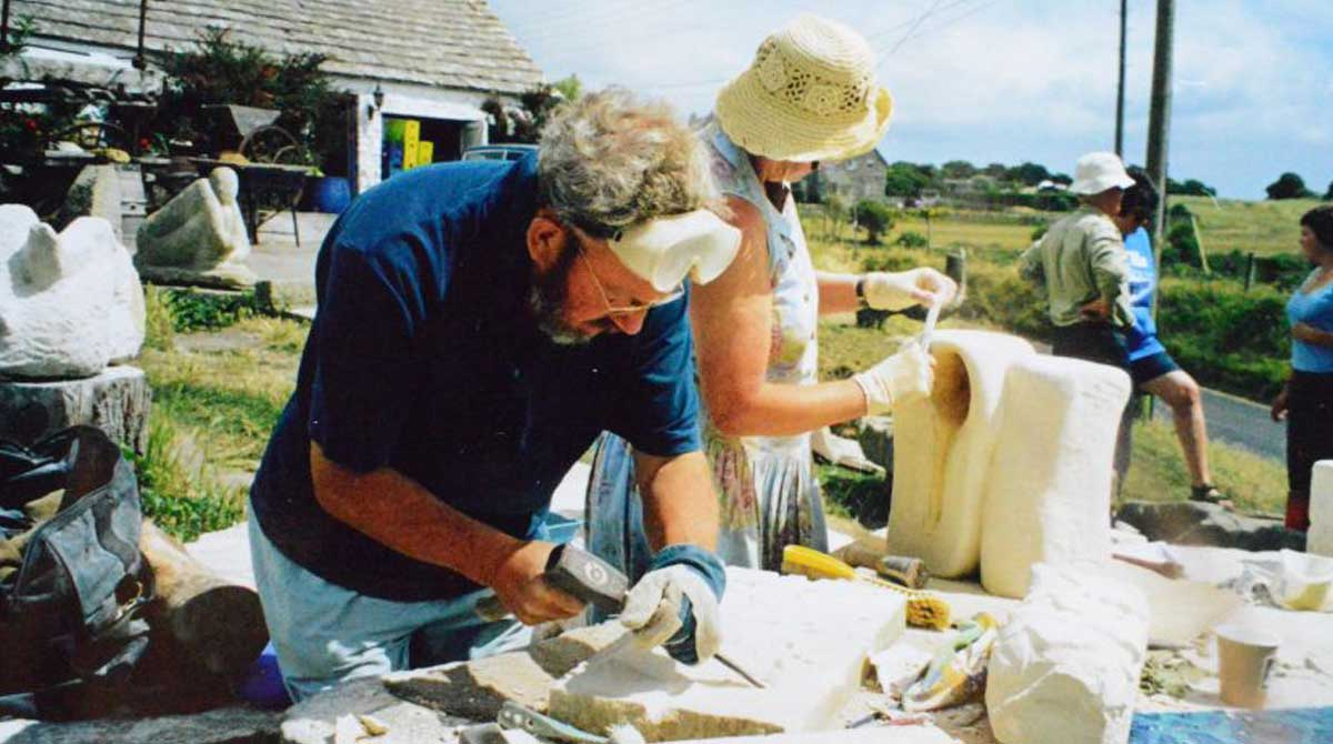 Stone Carving Festival (2 weeks)
