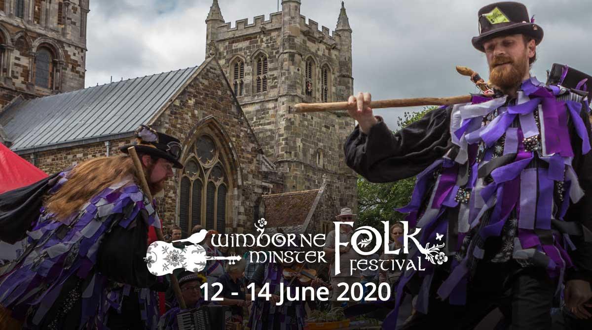 Wimborne Minster Folk Festival 2020