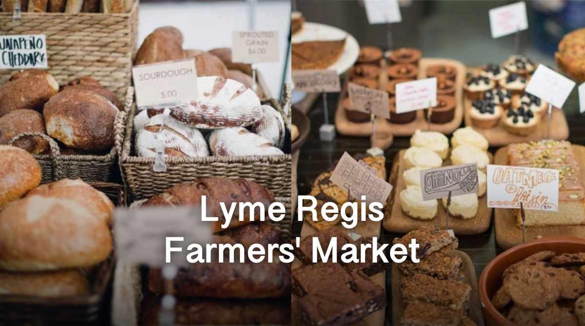 Lyme Regis Farmers Market September 2020