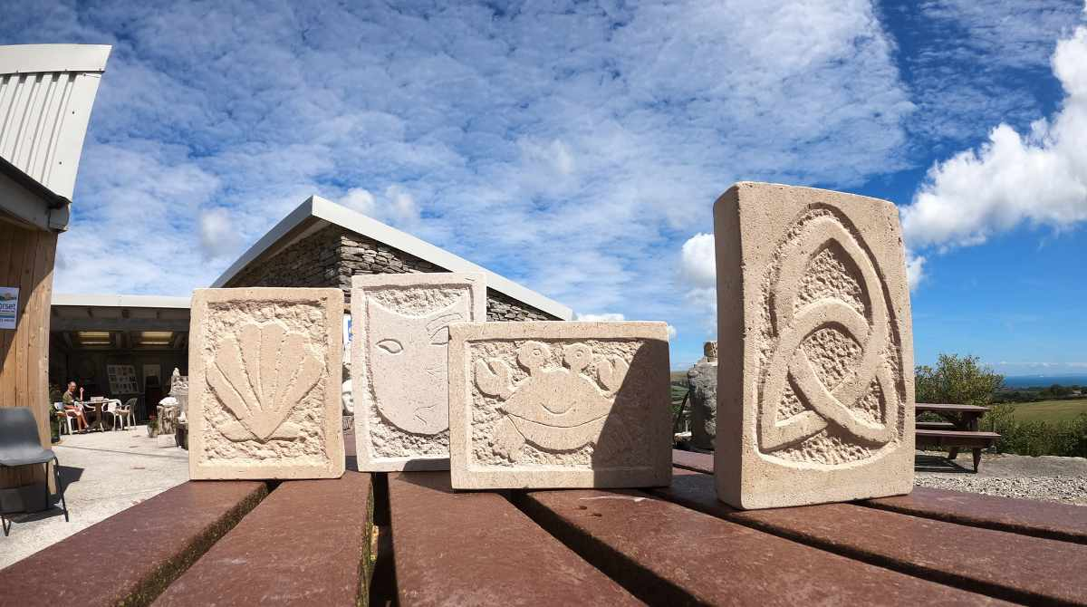 Have A Go at Stone Carving