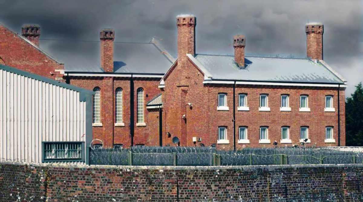 Dorchester Prison Ghost Hunt