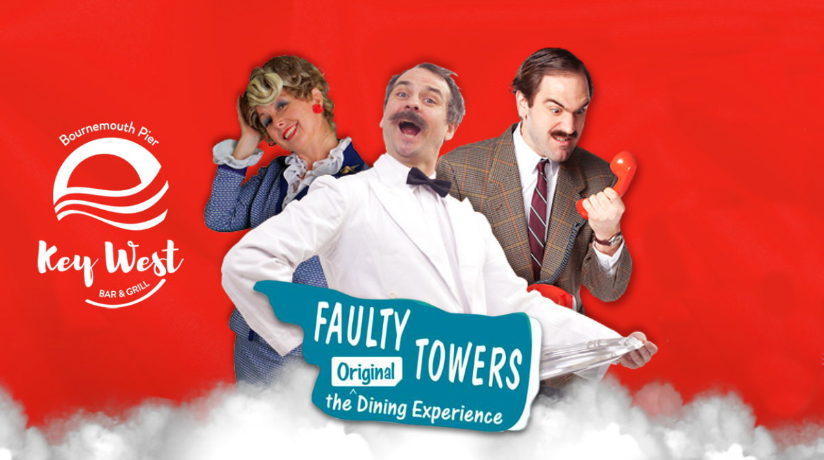Faulty Towers The Dining Experience at Key West