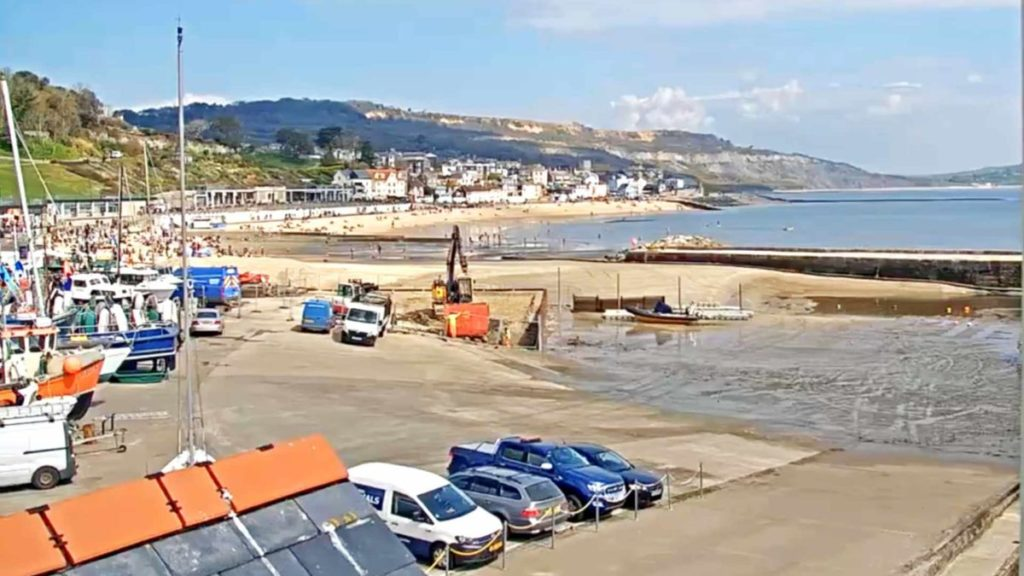 Dorset Webcam Lyme Regis