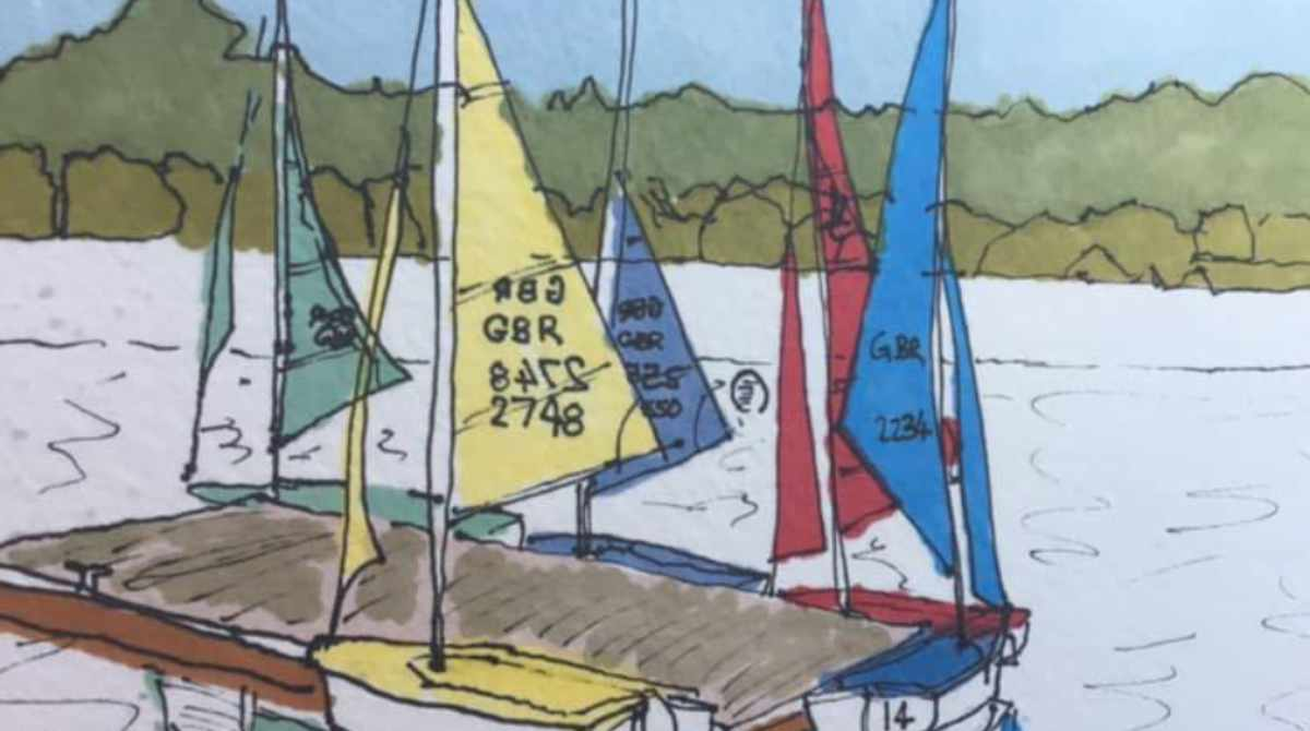 Purbeck Arts Weeks 2021 - Andy Knill Art