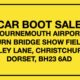 Bournemouth Airport Car Boot Sale 2021